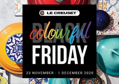 Le Creuset Black Friday