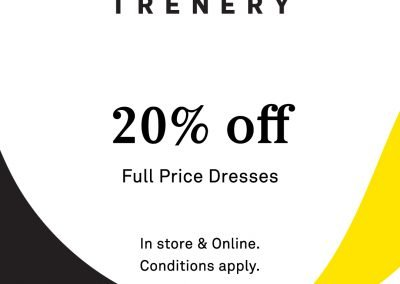 Trenery Women -Black Friday Sale
