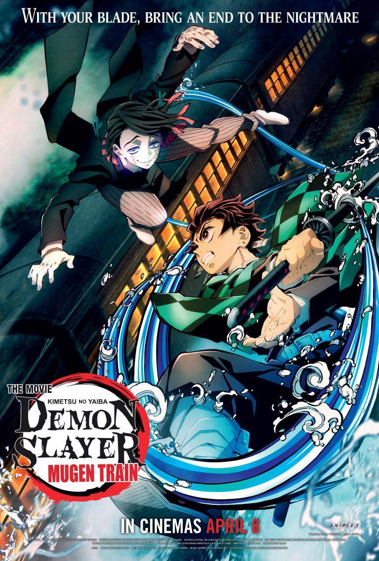 Demon Slayer – Kimetsu no Yaiba the Movie: Mugen Train